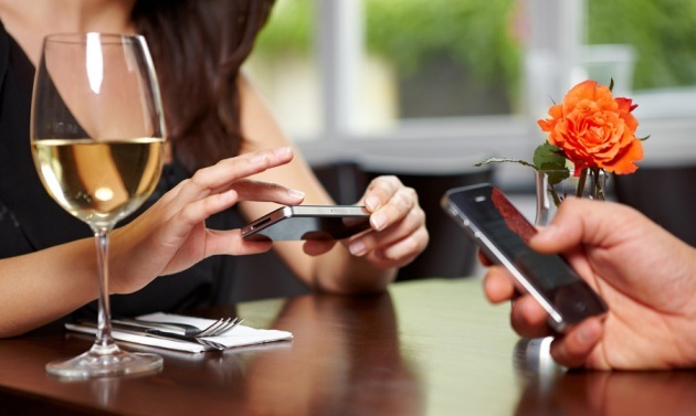 restaurant smartphone order
